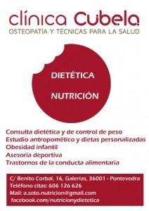 consulta de nutrición en pontevedra