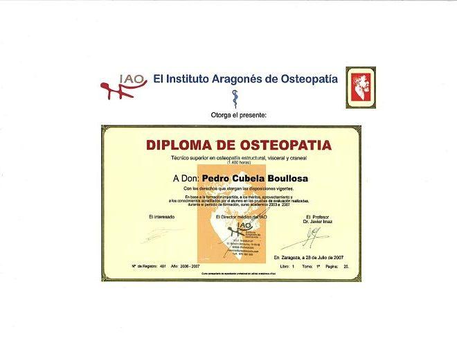 diploma escuela de ostepatia
