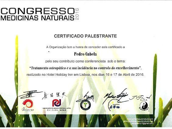 congreso de osteopatia en portugal