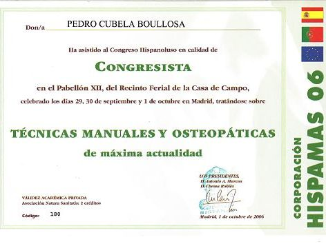 congreso hispanoluso de osteopatia