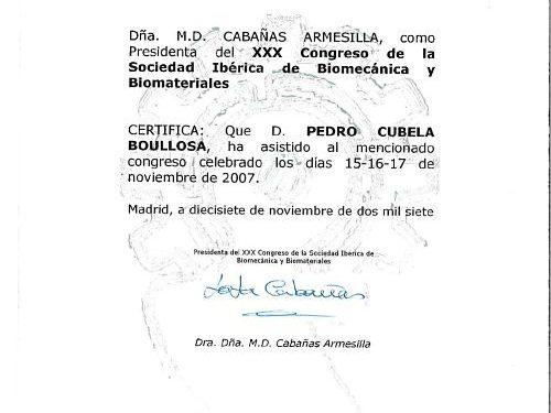 biomateriales en pontevedra