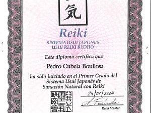 curso de reiki en pontevedra