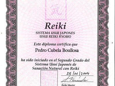 curso de segundo grado de reiki en pontevedra