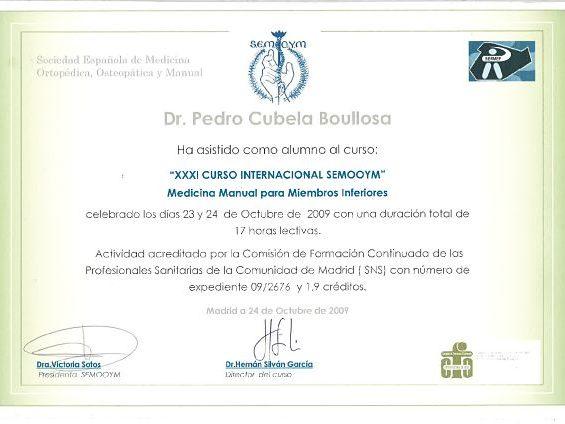 curso medicina manual