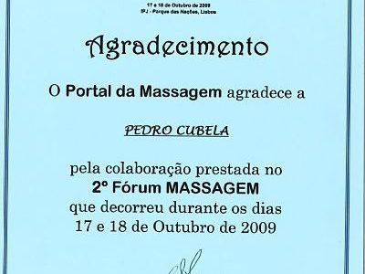 Congreso de Masaje en Portugal