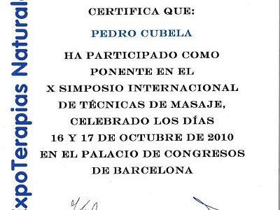 congreso internacional de tecnicas de masaje y osteopatia