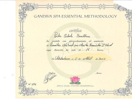 curso de aromaterapia en pontevedra